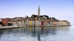 September bjuder fortfarande på sommarvärme i Kroatien.