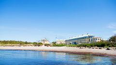 Svenskt strandparadis – 52 steg från vattenbrynet