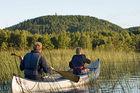 Aktivt Naturpaket med kanotpaddling