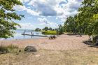 Stugboende på vacker ö i Kalmarsund