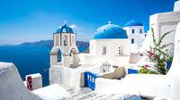 Drömmen om Santorini