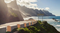 Naturen på Teneriffa är magisk.