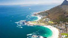 Vad sägs om en varm nyår i Kapstaden?