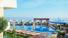 Thalassa Beach Resort på Kreta.