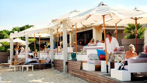 På Ibiza finns solen.
