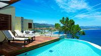 Sköna charterhotell i grekiska ö-världen