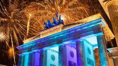 Brandenburger Gate, Berlin.