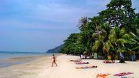 Thailand, sol, bad, strand, solsemester