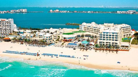 Gran Caribe Real Resort i Cancun kommer att bli en favorit!