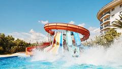 SunConnect Sea World Resort Spa, Side, Turkiet.