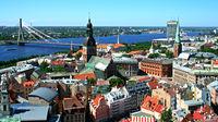Riga – där nytt möter gammalt