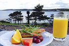 Spa & frukost vid havet