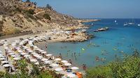 Cyperns 5 bästa stränder