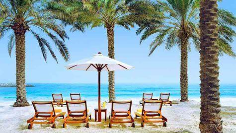 Sheraton Jumeirah Beach Resort, Dubai.