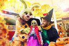 Bo närmast Halloween på Liseberg från 795:-/p
