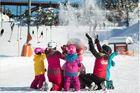 Boka skidskola på Årets Skidanläggning