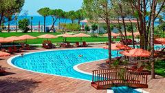Ali Bey Resort i Side.
