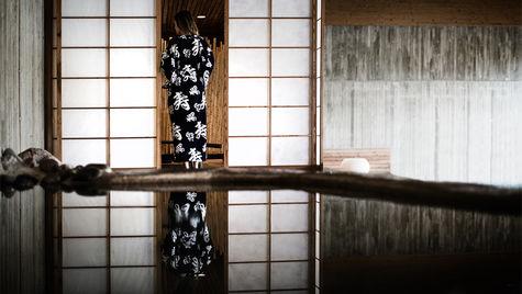 """Yasuragi betyder """"inre ro och harmoni"""", något du får här."""