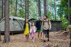 Safari Camp - i Sverige
