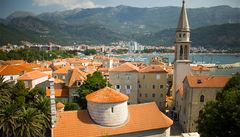 Budas gamla stasdel, Montenegro.