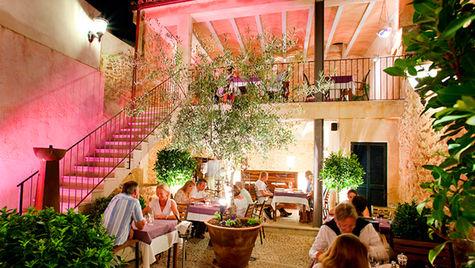 Can´a Pere bjuder på charm i Alcúdia.