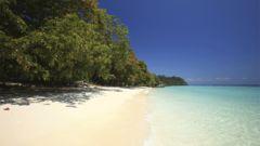 Ta en utflykt till paradisön Koh Rok från Koh Lanta.