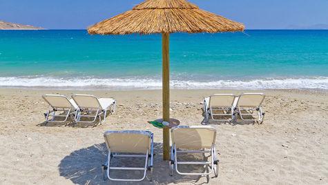 Det är fortfarande varmt på Kreta.