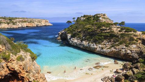 Mallorca är alltid ett säkert kort på sommaren.