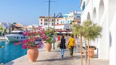 Stad + strand = Limassol