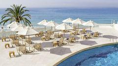 Nixe Palace strax utanför Palma har ett vackert läge nära stranden.