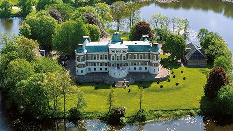 Romantik på slott och herrgårdar i Sverige - Artiklar Sverige - nlt 54f39af85a2aa