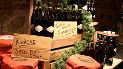 Godsaker på Vadstena Julmarknad
