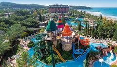 Pegasos Resort är ett lekparadis för barn.