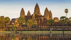 Du kan inte resa till Kambodja utan att besöka Angkor Wat.