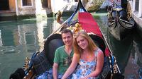 Sol- och badkombo med Venedig