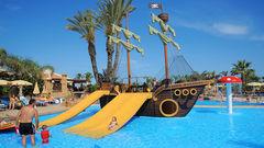 Olympic Lagoon Resort.
