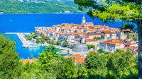 Ö-paradiset Kroatien