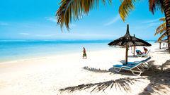 Fritidsresor blir först ut med direktflyg till Mauritius.