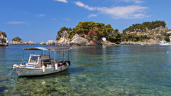 Cypern är en solsäker ö i april.
