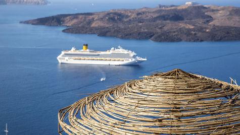 Åk på kryssning i Medelhavet i vår.