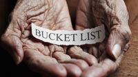 Bucket list 2017