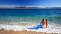 Kroatiskt ö-liv på Brac