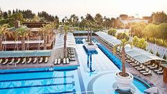 Crystal De Luxe Resort & Spa i Kemer.