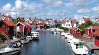 Bohuslän, västkust, Sverige