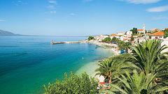 Res till bland annat Makarska rivieran med Ving.