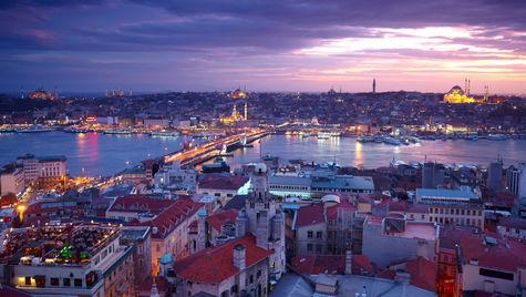 Vackra Istanbul.