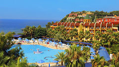Blue Village Pascha Bay i Antalya.