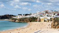 Algarvekustens vackra stränder
