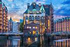 Upplev två av Tysklands finaste städer