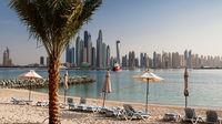 Resa med barn till Dubai